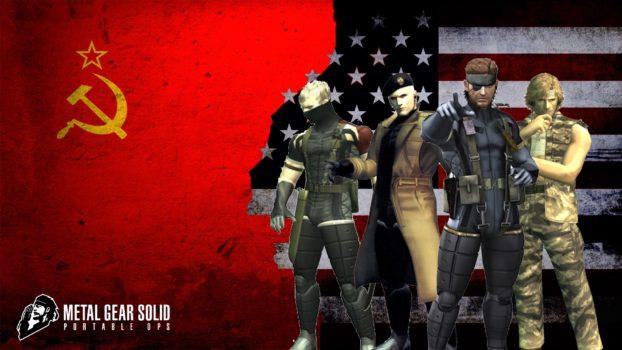 Metal Gear Solid: Portable Ops - Metacritic Score: 87