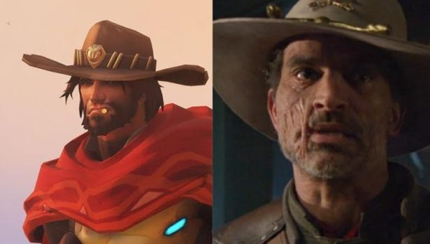McCree Would Be... Jonah Hex