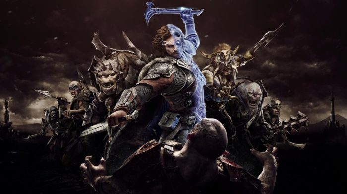 middle-earth: shadow of war, troy baker, talion