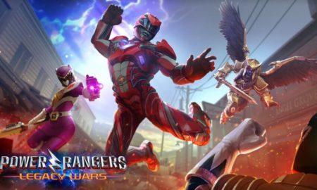 Power Rangers Legacy Wars