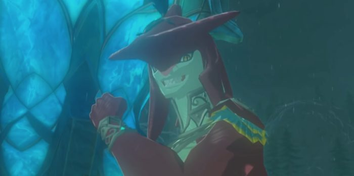 prince Sidon, appreciation, breath of the wild