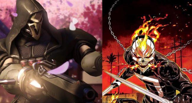 Reaper Would Be... Ghost Rider (Robbie Reyes)