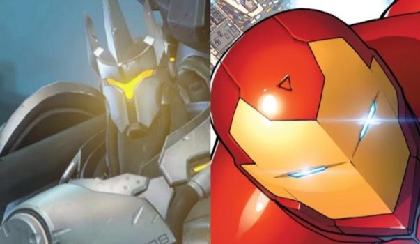 Reinhardt Would Be... Iron Man