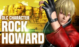 rock howard, king of fighters XIV, DLC