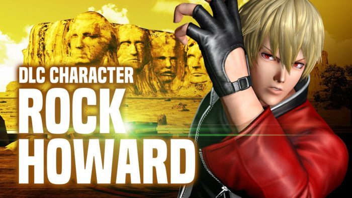 rock howard, king of fighters XIV, DLC