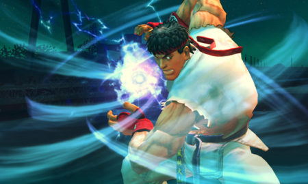 Street Fighter IV, Ryu