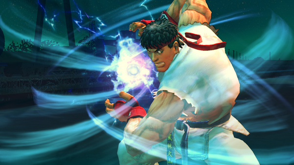Street Fighter IV, Ryu, best ps4 exclusives
