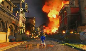Sonic Forces, Sonic the Hedgehog