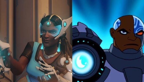 Symmetra Would Be... Cyborg