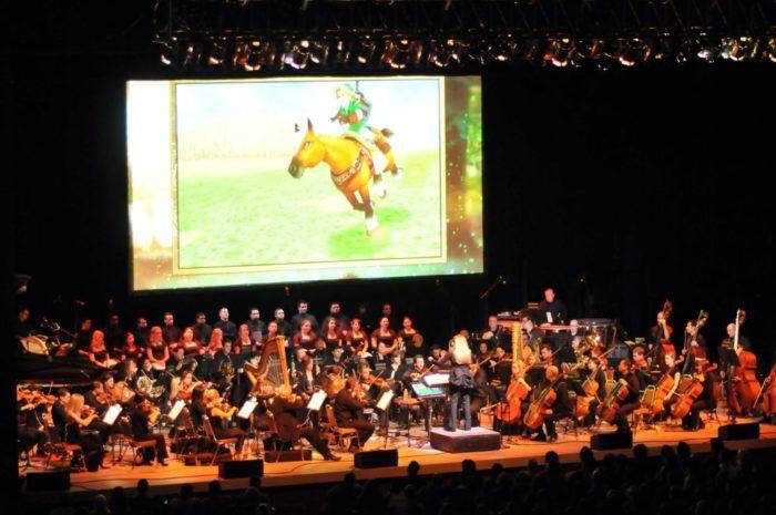 symphony of the goddesses