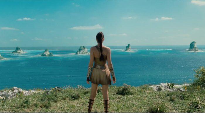 wonder woman, trailer, origins