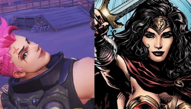 Zarya Would Be... Wonder Woman