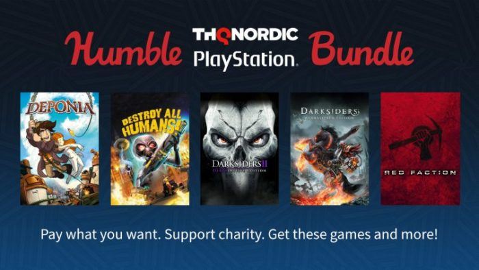 Humble Bundle THQ Nordic