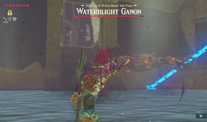 Waterblight Ganon – The Legend of Zelda: Breath of the Wild