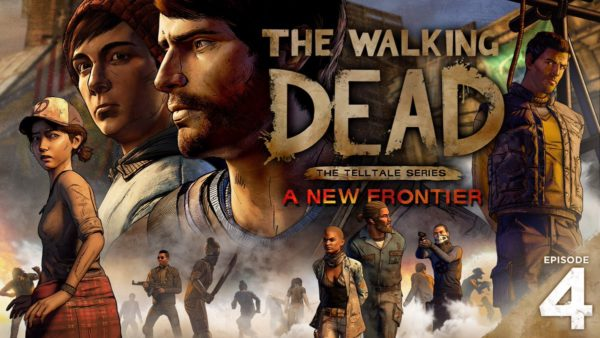 the walking dead, a new frontier, episode four