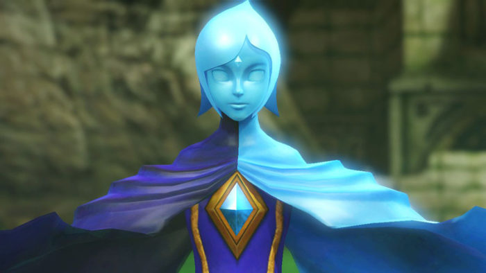 Fi, The Legend of Zelda: Skyward Sword