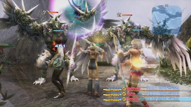 Final Fantasy XII: The Zodiac Age - July 11