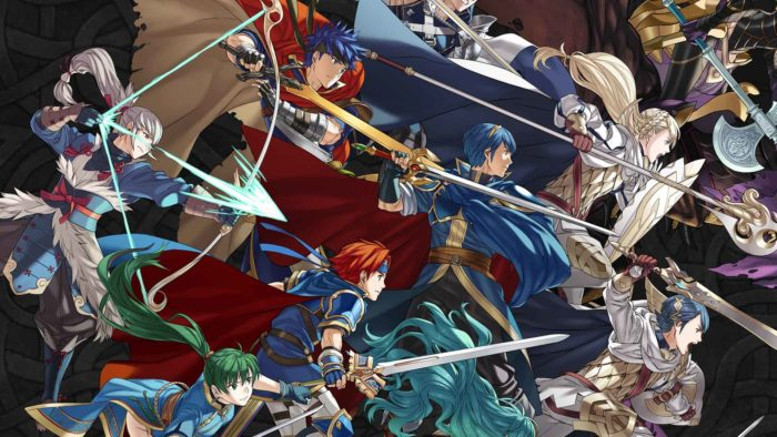 Fire Emblem Heroes Adds Four New Sacred Stones Characters