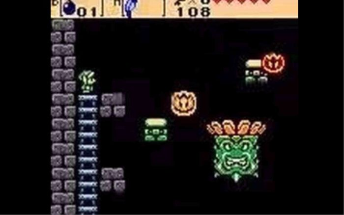 Head Thwomp – The Legend of Zelda: Oracle of Ages