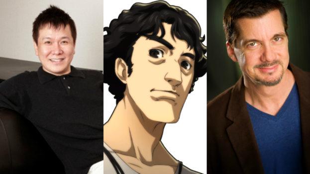 Suguru Kamoshida - Yuji Mitsuya & DC Douglas