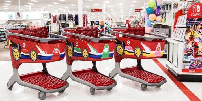 Mario Target