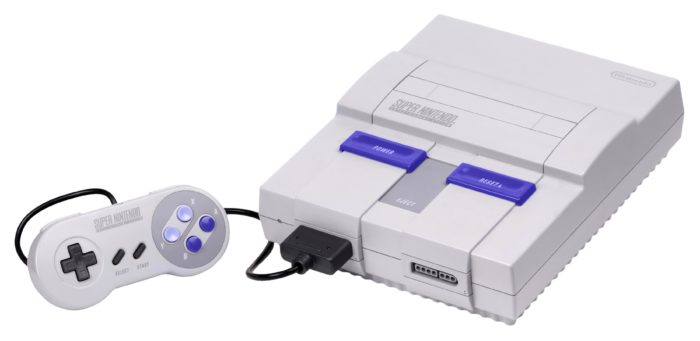 Mini Super Nintendo Classic Edition