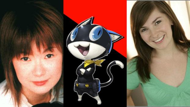 Morgana - Ikue Otani & Cassandra Lee Morris