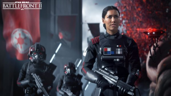 Star Wars Battlefront II, gavankar