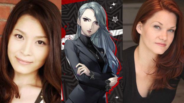 Sae Niijima - Yuko Kaida & Rachel Kimsey