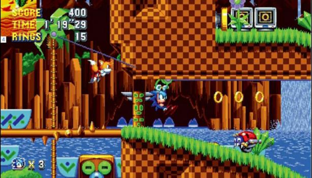 Sonic Mania - Aug 15