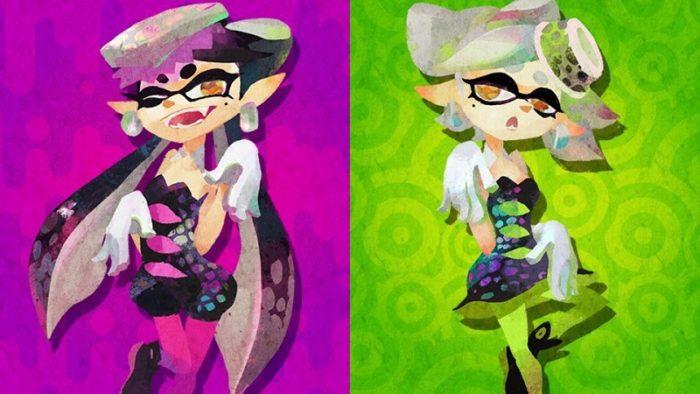 Splatoon 2 Callie and Marie
