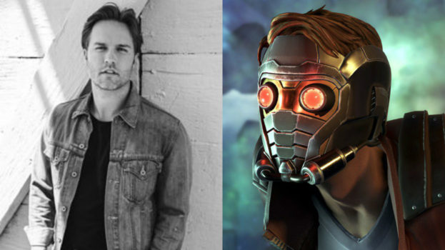 Scott Porter - Star-Lord