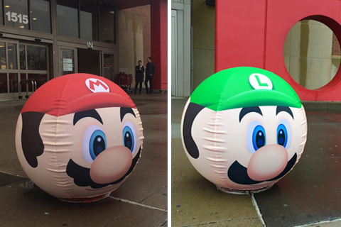 Target Mario 2
