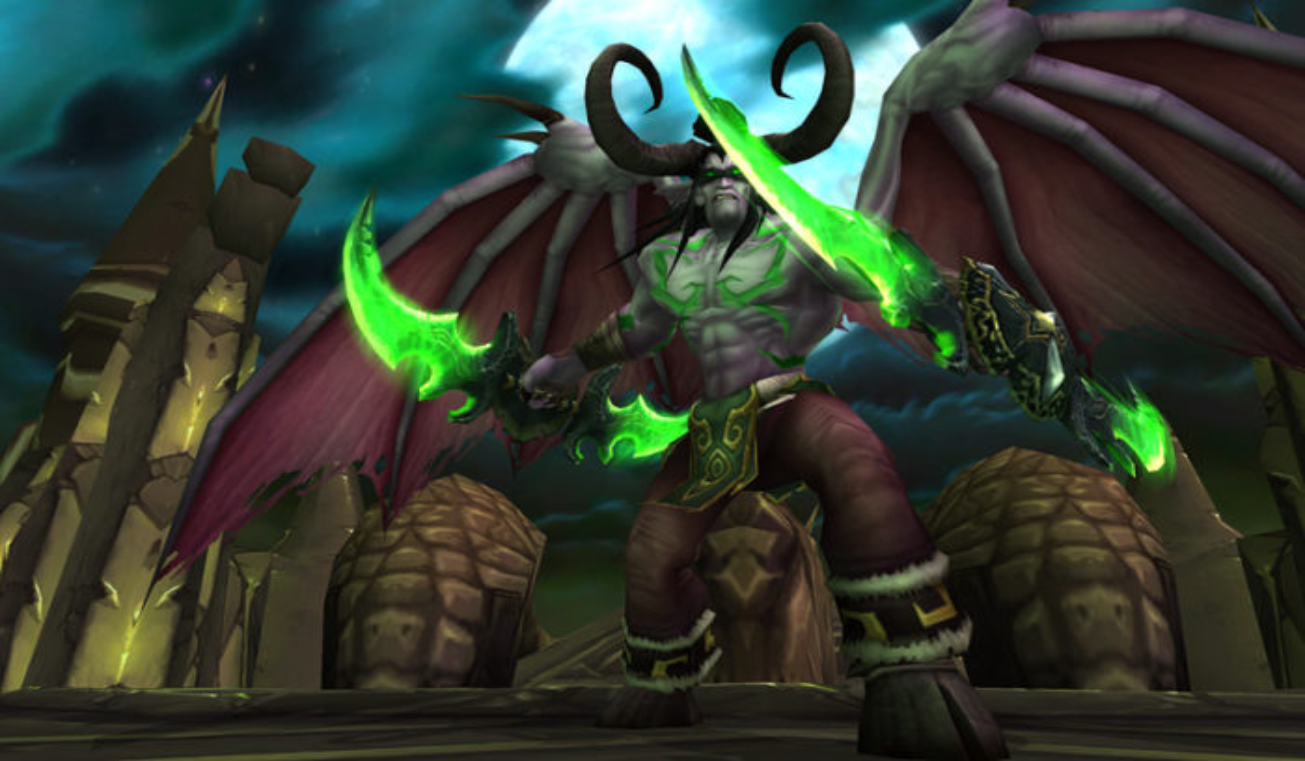 World of Warcraft Black Temple