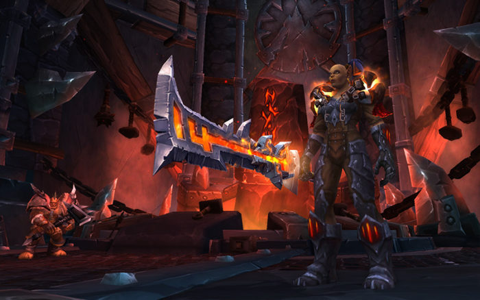 World of Warcraft Blackrock Foundry