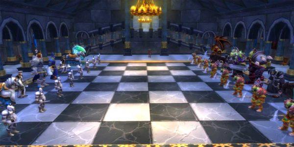 World of Warcraft, Karazhan, Burning Crusade