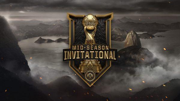 League of Legends MSI 2017