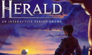 herald interactive drama header