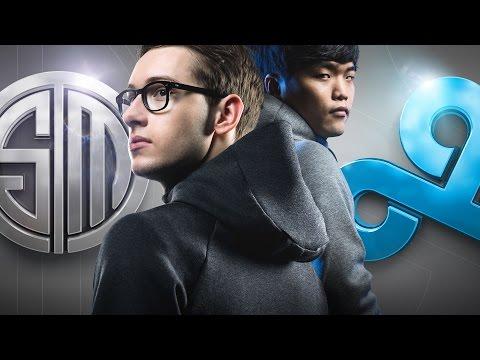 League of Legends TSM vs C9