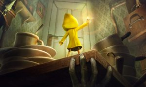 little nightmares, expansion pass, secrets of the maw
