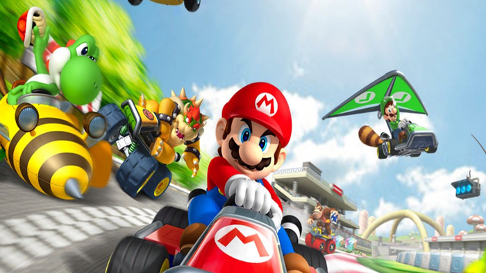 mario kart, kart games, nintendo, ranked, metacritic