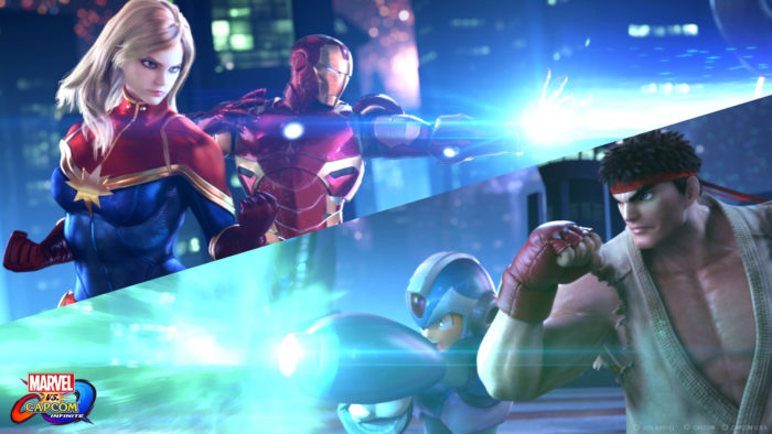 Marvel vs. Capcom: Infinite Story Demo Available to Download Today