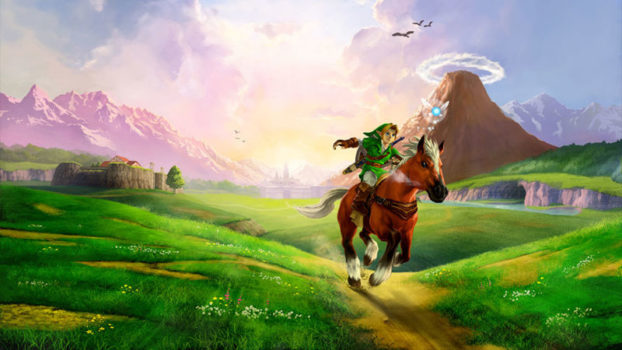 Ocarina of Time 3DS