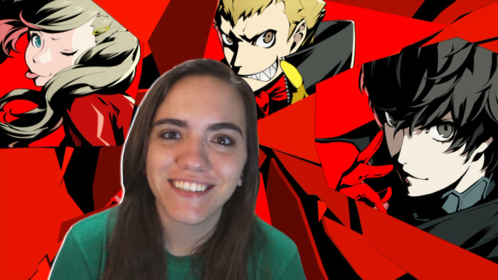 persona 5 positive gamers