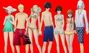 persona 5 swimsuit dlc