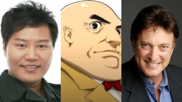 Principal - Keiji Hirai & Richard Epcar
