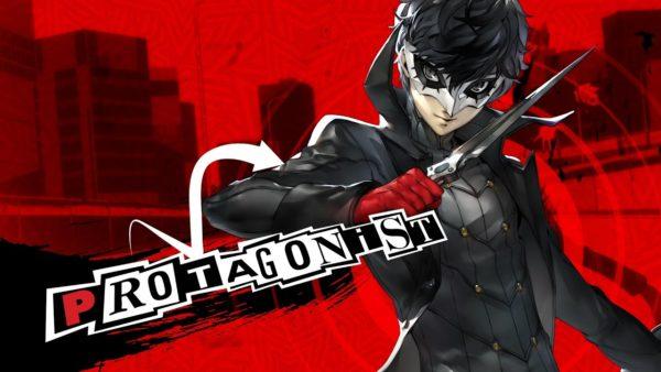 protagonist persona 5