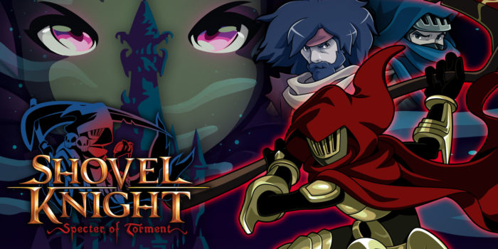 shovel knight specter of torment