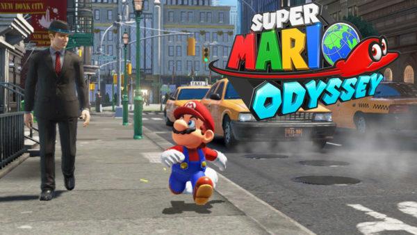 Super Mario Odyssey, Nintendo Switch