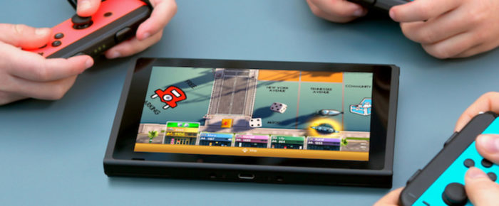 monoply, switch, nintendo, board game